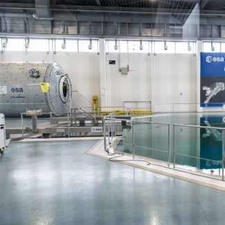 Neutral Buoyancy Laboratory European Astronaut Centre Cologne